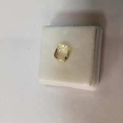 Yellow Sapphire 1.95 Crt